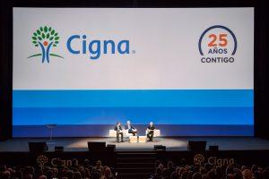 Cigna Evento 25 aniversario Cigna oct 16