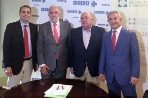 Colegio Andalucia Occ acuerdo Asisa oct 16