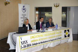 Colegio Coruna V Encuentro Asegurador Gallego oct 16