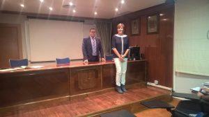 Colegio Zaragoza inicio curso oct 16