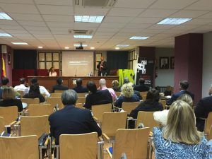 Hiscox charla Colegio Madrid oct 16
