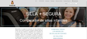 RACE 15 aniversario investigacion segridad infantil oct 16