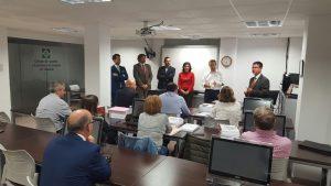 Colegio de Granada apertura Curso Superior 16 17 nov 16