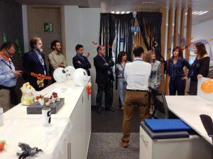 Liberty Seguros visita CSM Barcelona nov 16
