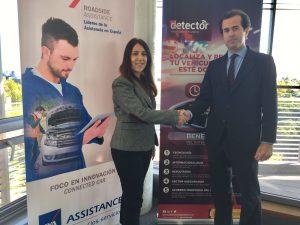 Axa Assistance acuerdo Detector dic 16