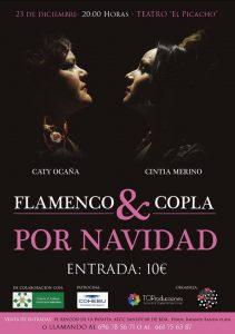Cohebu Flamenco y Copla Navidad dic 16