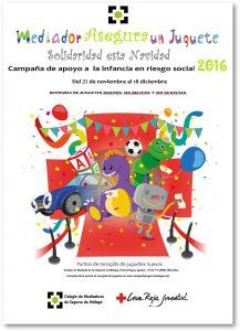 Colegio Malaga Campana Navidad dic 16