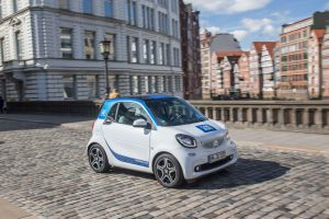 Car2go smart ene 17