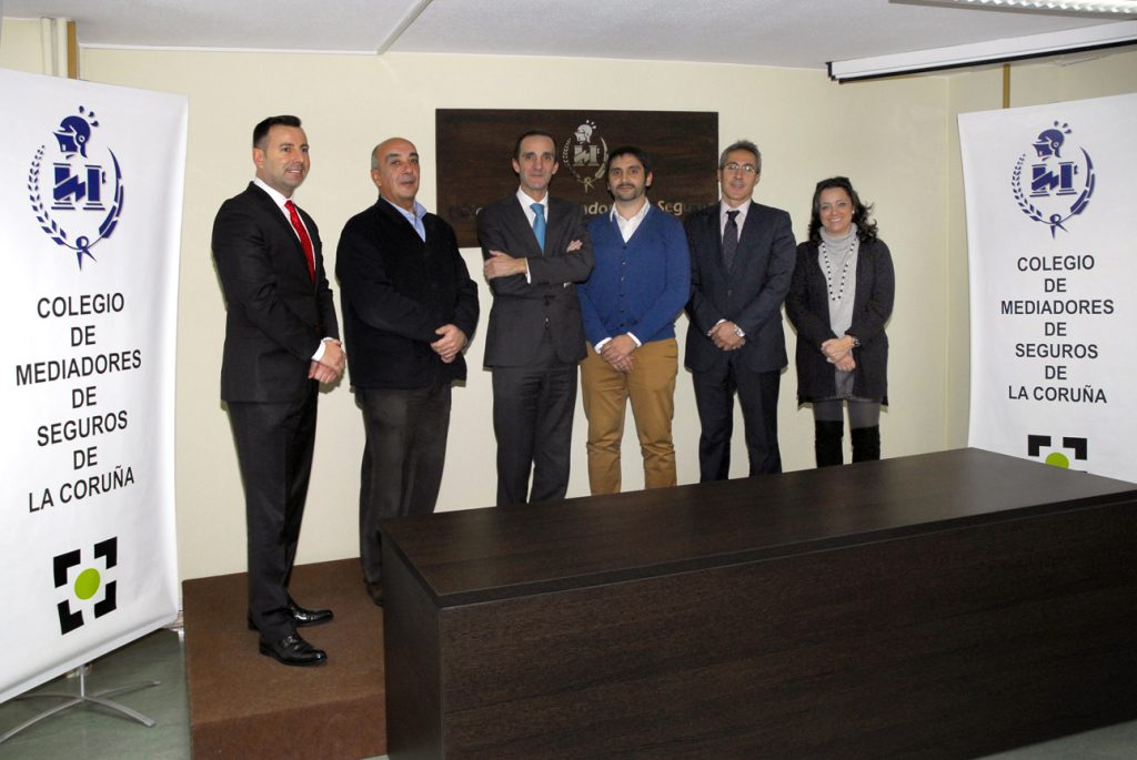 Colegio Coruna nueva junta gobierno ene 17