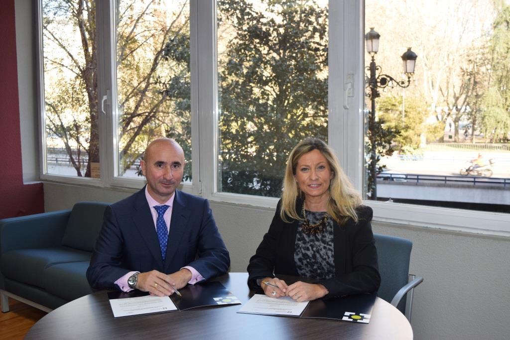 El colegio de madrid y caser renuevan su acuerdo de - Caser seguros madrid ...