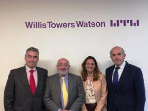Willis Towers Watson Ramirez Arribas Correduria ene 17