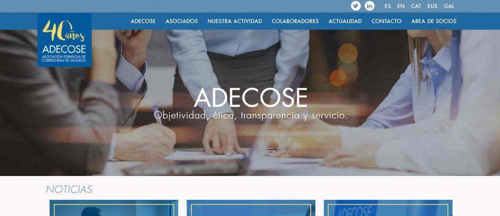 Adecose se ha reunido con los responsables del Departamento de Conducta de Mercado y Reclamaciones del Banco de España
