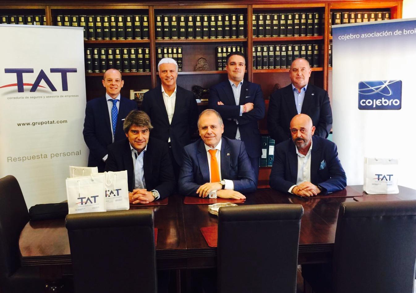 Cojebro celebra su junta directiva en madrid en las for Oficinas caja laboral madrid