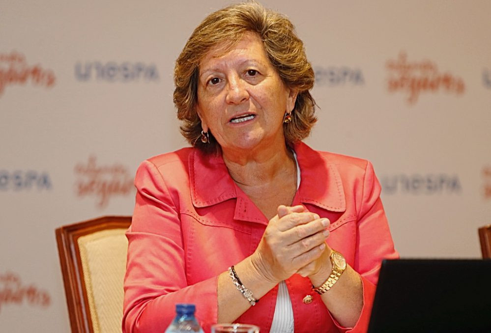 Unespa. Pilar González de Frutos. Noticias de seguros