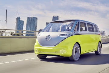 Volkswagen I.D. BUZZ con inteligencia artificial