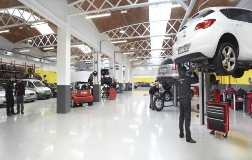 Centro RACC Auto