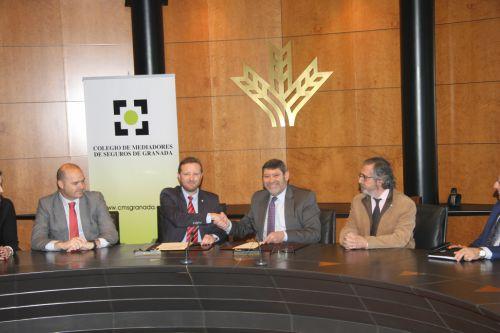 Colegio de Mediadores de Seguros de Granada