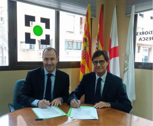 Plus Ultra y el Colegio de Huesca
