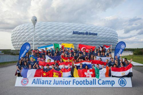 Allianz Junior Football Camp