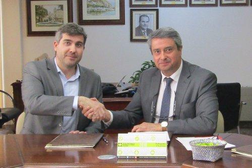 Plus Ultra y el colegio de mediadores de Alicante