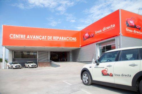 Centro Avanzado de Reparaciones para vehículos