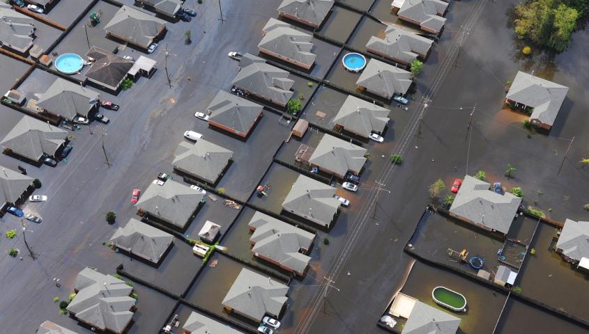 Consejo General inundaciones catástrofes naturales