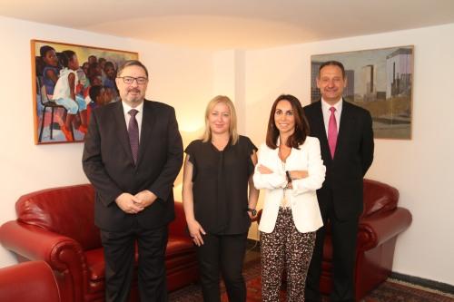 Liberty Seguros y el Colegio Profesional de Mediadores de Seguros de Valencia