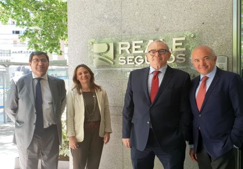 Reale Seguros Y Willis Networks