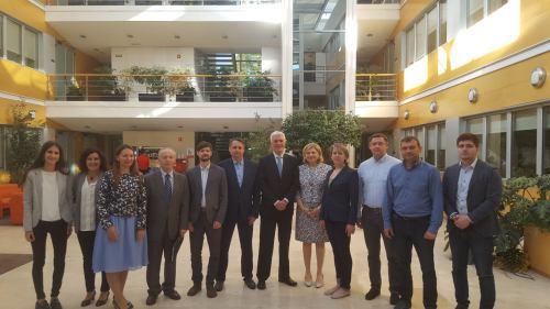delegación rusa