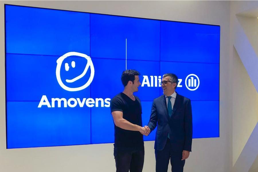 Allianz y Amovens