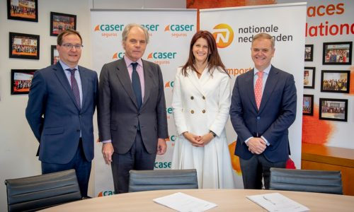 Nationale-Nederlanden y Caser