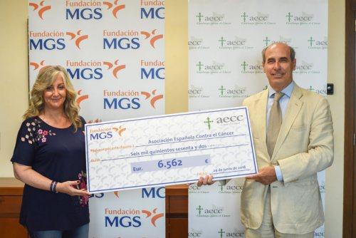 Fundación MGS