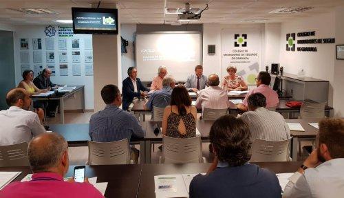 El Colegio de Granada celebra su asamblea general
