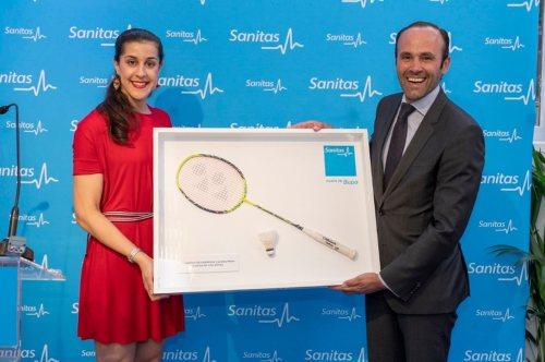 Sanitas inaugura en Madrid