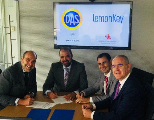 lemonKey y Das Seguros