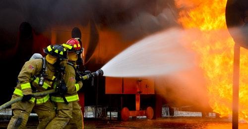 Seguros de vida para bomberos. Noticias de seguros