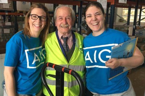 voluntariado AIG