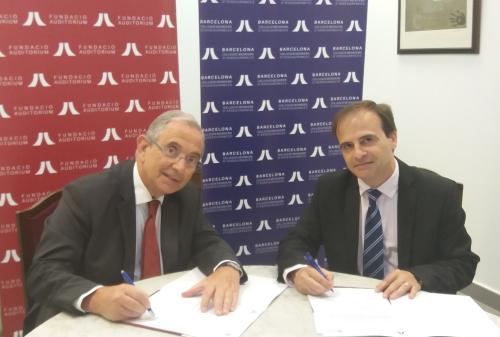 Liberty Seguros y el Colegio de Mediadores de Seguros de Barcelona