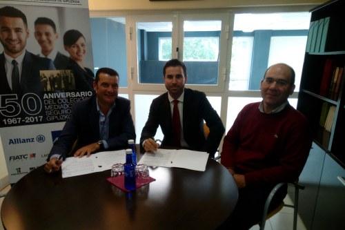 DKV y el Colegio de Guipúzcoa consolidan su colaboración