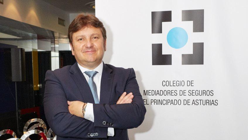 Reiniero Sarasúa Consejo General noticias de seguros
