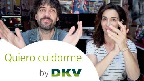 Quiero Cuidarme, el nuevo canal de DKV en YouTube