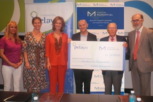 Fundacióon Pelayo Fundación Manantial