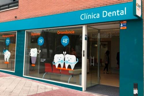 Caser clínica dental Alcobendas