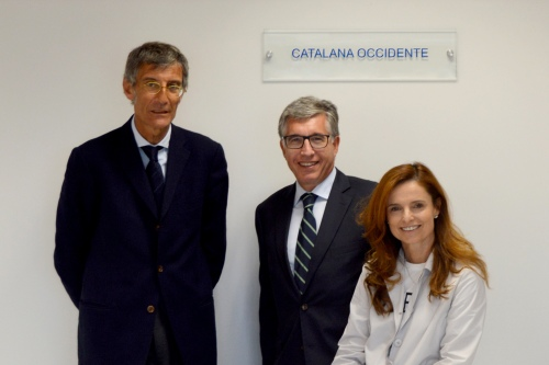 Catalana Occidente apoya el talento del IQS School of Management