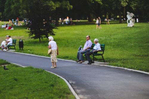 Seguridad Vial en Población Senior