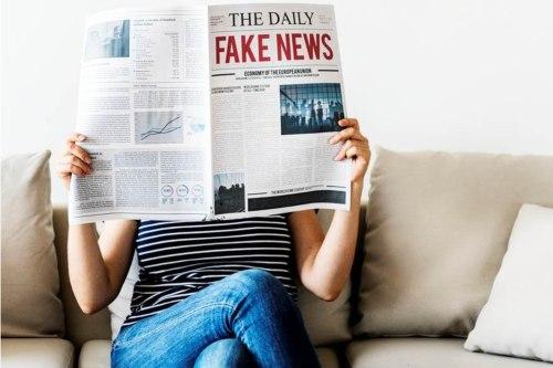 noticias falsaa