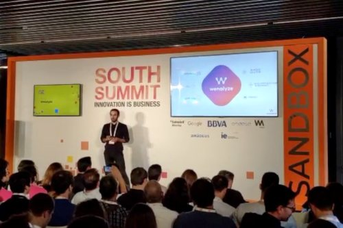 Wenalyze participa en el South Summit 2018