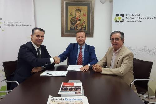 Liberty colabora con el Colegio de Mediadores de Granada