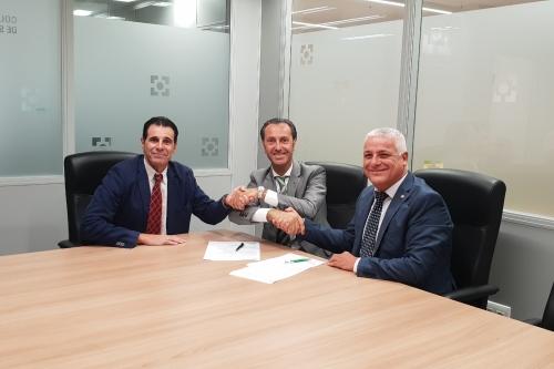 Caser renueva su colaboración con los Colegios de Las Palmas y Tenerife