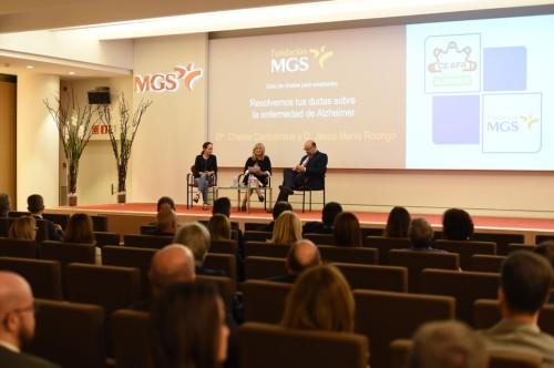 Conferencia F. MGS Alzheimer